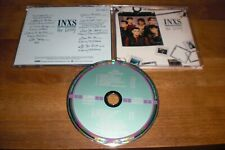 INXS - The Swing Target CD West Germany No Barcode