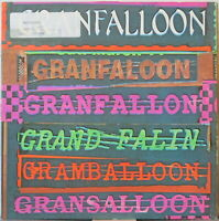 GRANFALLOON s/t MINI LP U.S. Prog Rock – Private Press