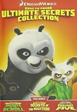 Kung Fu Panda: Ultimate Secrets Collection [New DVD] Ac-3/Dolby Digital, Dolby