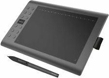 GAOMON M106K - PROFESSIONAL Tablet Graphic - TAVOLETTA GRAFICA - with 12 Keys
