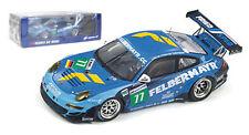 Spark S3418 Porsche 997 GT3 RSR Felbermayr-Proton #77 Le Mans 2011 - 1/43 Scale