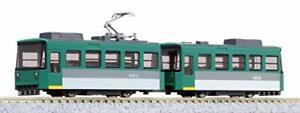 KATO N gauge Chibi electrostatic my city tram 14-503-1 model railroad train