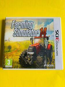 Farming Simulator 14 (Nintendo 3DS) PAL
