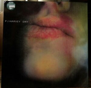 PJ Harvey - Dry / Demonstration (1992 Numbered 2LP Set. PURED 10) Exc Condition