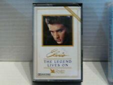 Cassettes audio de Elvis Presley