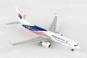 GEMINI JETS 1/400 MALAYSIA 737-800W 1/400 NEGARAKU REG#9M-MXS | GJ1681