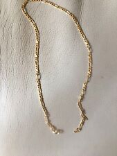 9ct gold 18 Inch Necklace. 10.29g New Unboxed. Unwanted Gift