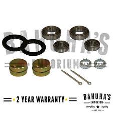 x2 FRONT WHEEL BEARING FOR VW GOLF MK3/4 91-02 2 YR WARRANTY *NEW*