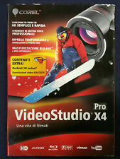 Corel Video Studio X4 Pro