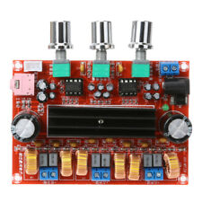 TPA3116D2 50Wx2 +100W 2.1 Channel Digital Subwoofer Power Amplifier Board Parts