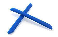 OAKLEY 9327 EVZERO RANGE ELETRIC BLUE EARSOCKS KIT TERMINALI REPLACEMENT BLU