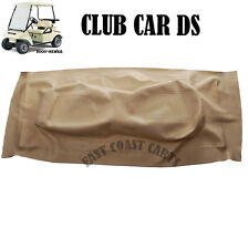 Club Car DS 2000'-up Seat BACK Cover (BUFF/BEIGE) 1020605-02