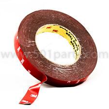 New 36 Foot Roll 3/4 Inch Wide 3M Acrylic Foam Heavy-Duty Double-Sided Tape