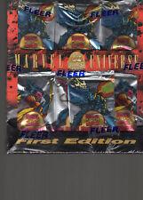 1994 Marvel Universe First Edition Factory Sealed Box 36 Jumbo Packs Rare.