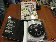 SAIYUKI LEGGENDA DEMONE ILLUSIONE BOX 1 4 DVD 25 EPISOD