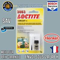 LOCTITE 3863 Circuit + , Vernis Conducteur Kit Réparation Gamme PRO Réf. 1151365