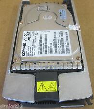 Compaq BD01864544 18.2GB Ultra3 10K SCSI 232431-001with caddy, server