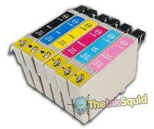 6 to481-t0486 (T0487) Cartouches d'encre non-OEM pour Epson Stylus R320 R 320