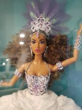2016 NRFB Luciana Barbie Doll The Global Glamour Collection