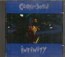CD ALBUM 11 TITRES--GURU JOSH--INFINITY--1990