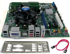 CPU PROCESSORE INTEL CORE i5-2400 3.10GHZ 6M + SCHEDA INTEL DQ67SW + RAM 4GB DD3