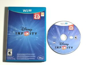 Disney Infinity 2.0 Edition (Nintendo Wii U, 2014) Game Only