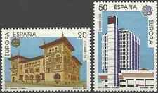 Timbres Europa Espagne 2672/3 ** lot 23272