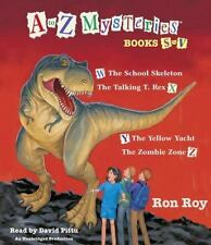 A to Z Mysteries: Books S-V 2013 by Roy, Ron 044980867X Ex-library