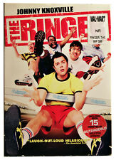 The Ringer (DVD) Johnny Knoxville - Goofy, Eccentric and Funny!