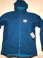 Arc'teryx Procline Hybrid Polartec Fleece Hoodie Full Zip (For Men).M.Blue.NWT.