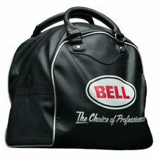 CLEARANCE SALE   Bell Custom 500 Motorcycle Motorbike Helmet Leather Bag Black