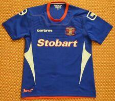 2012 - 2012 Carlisle United, Home Football Shirt by Carbrini, Adult Large