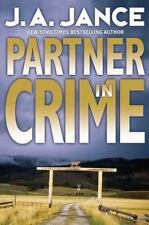 Partner in Crime (Joanna Brady Mysteries, Book 10) Jance, J.A. Paperback