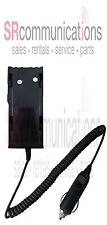 Battery eliminator cigarette adapter plug Motorola GP300 GTX800 GTX900 LTS2000