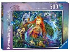 Ravensburger 14693 fairyworld no 1 Hada del Bosque Jigsaw Puzzle 500 piezas