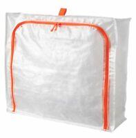 Ikea Parkla Storage Case Bag Bin Under Bed Stackable Zippered Dust Storage Bag