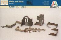 Italeri 1/72 Murallas y ruinas #6087