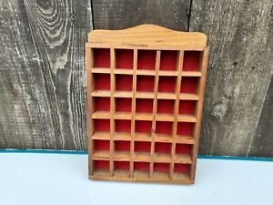 thimble display rack , holds 30 thimbles