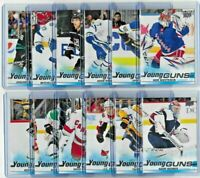 2019-20 SHESTERKIN AYRES SP AUTHENTIC UPDATE YOUNG GUNS 12 CARD SET UPDATE