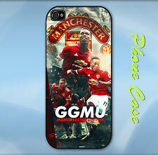Manchester United Legend Red Devil MU013 Pictorial Case for iPhone & Samsung