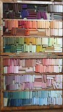 Soft pastels - Handmade large studio box - Unison, Terry Ludwig, Gerault