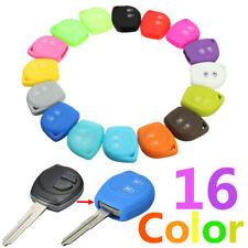 For Suzuki SX4 Swift Vitara Silicone 2 Button Remote Key Case Fob Protect Cover