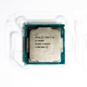 Intel® Core™ i5-8600K Processor (9M Cache, up to 4.30 GHz, 6 Cores)
