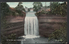 Canada Postcard - De Cew Falls, Near St Catherines, Ontario   B2451