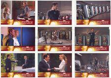 Iron Man 3 Movie Complete 60 Card Set - Upper Deck 2013 - Robert Downey Jr.