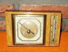 Vintage estación meteorológica-Rockabilly-termómetro, Barómetro-Fischer