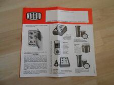 Jobo Color-Processor CPE Das moderne Positiv-Labor im Baukastensystem 1977