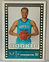 2019-20 Panini (2) Stickers And (1) Card Collection NBA PJ Washington JR Hornets