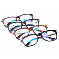 Vintage Men Women Metal Eyeglass Frame Glasses Retro Spectacles Optical New