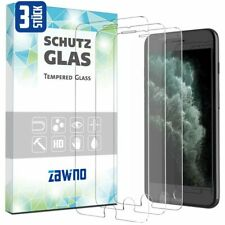 3x Panzerfolie iPhone 6 7 8 Plus SE 2020 Display Schutz Hartglas Echtglas 9H
